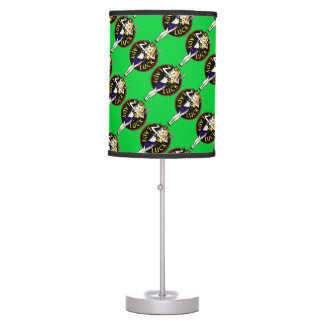 Lady Luck Table Lamp