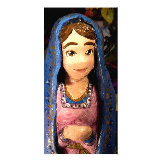 Lady Mary I Personalized Photo Card