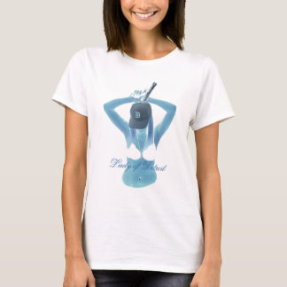 Lady of Detroit T-Shirt