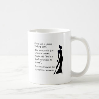 Lady of Kent Coffee Mug