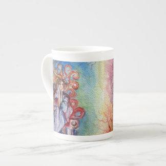 LADY OF LAKE  / Magic and Mystery Bone China Mug