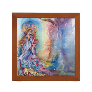 LADY OF LAKE , Magic and Mystery Desk Organizers