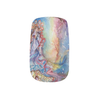 LADY OF LAKE , Magic and Mystery Minx ® Nail Wraps