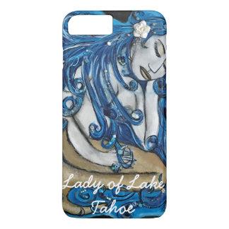 Lady of Lake Tahoe Phone Case