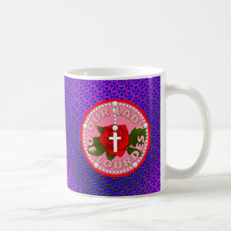 Lady of Lourdes Coffee Mug