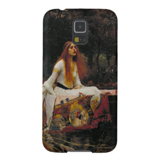 Lady of Shallot by John William Waterhouse Cases For Galaxy S5