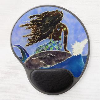 Lady of The Atlantic Crossing Mermaid Mouse Pad