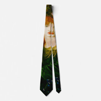 Lady of the Garland 1873 Tie