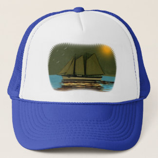 Lady Of The Mist Trucker Hat