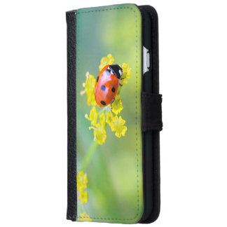 lady on top iPhone 6 wallet case