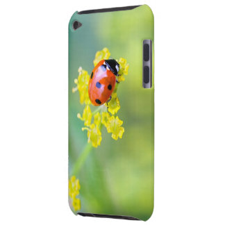 lady on top iPod touch case