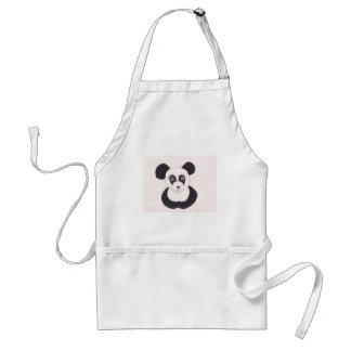 Lady Panda Standard Apron