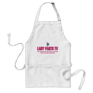 Lady Parts TV Apron