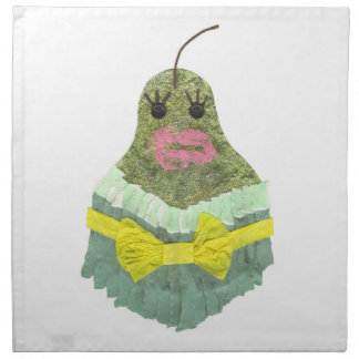 Lady Pear Cloth Napkins