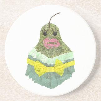 Lady Pear Coaster
