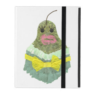 Lady Pear I-Pad 2/3/4 Case Covers For iPad