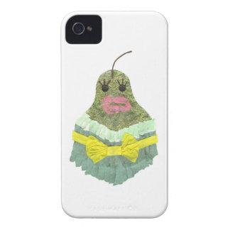 Lady Pear I-Phone 4 Case