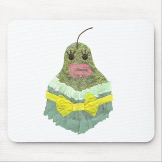 Lady Pear Mousepad