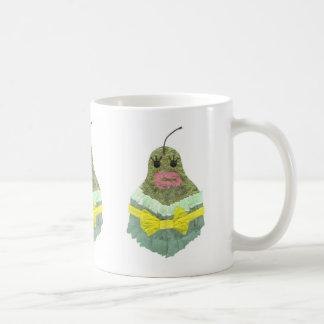 Lady Pear Mug
