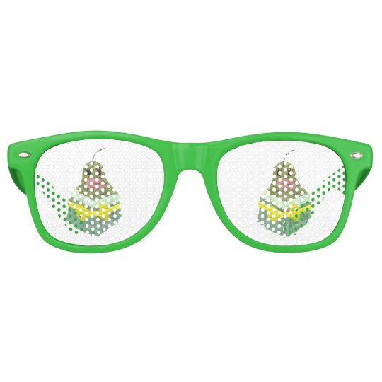 Lady Pear Party Shades