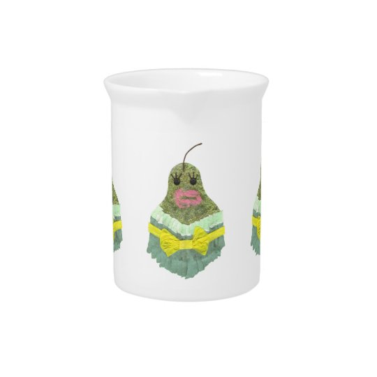 Lady Pear Pitcher