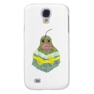 Lady Pear Samsung Galaxy S4 Case