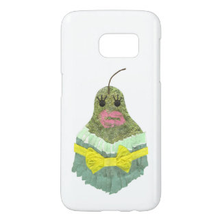 Lady Pear Samsung Galaxy S7 Case