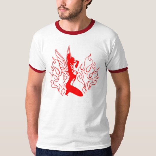 Lady Pheonix T-Shirt