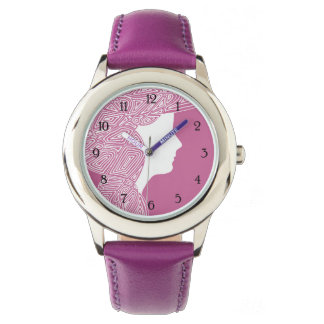 Lady Pink - Numbered Watch