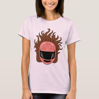 Lady Rider - Pink T-Shirt