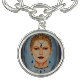 Lady Sapphire Bracelet