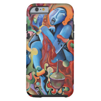 """Lady Sings the Blues"" iphone 6 case"