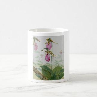 Lady Slippers Coffee Mug