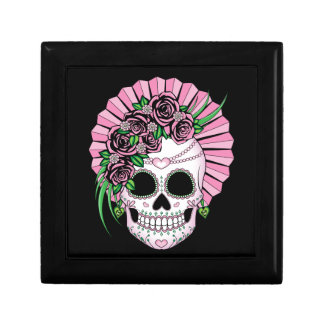 Lady Sugar Skull Gift Box