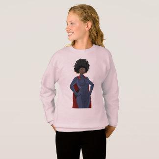 Lady Super Hero Sweatshirt