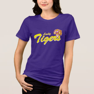 Lady Tigers Jersey T-Shirt
