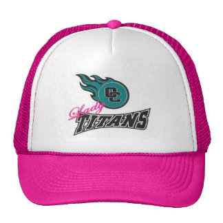 Lady Titans Trucker Hat
