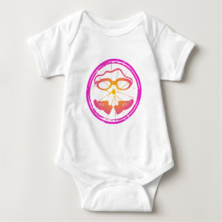 Lady Triathlon Baby Bodysuit