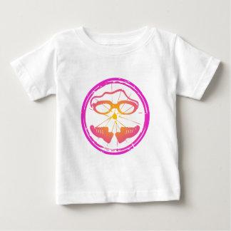 Lady Triathlon Baby T-Shirt