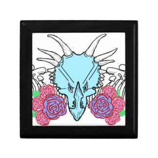 Lady Triceratops Gift Box