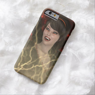 Lady Vamp Barely There iPhone 6 Case
