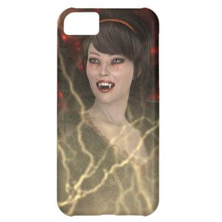 Lady Vamp iPhone 5C Cases
