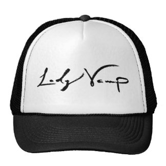 Lady Vamp Trucker Hat