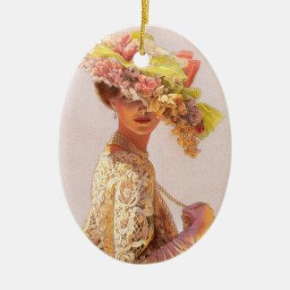 Lady Victoria Ornament