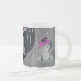 Lady with Pink Hat, another Femme Fatale Mug