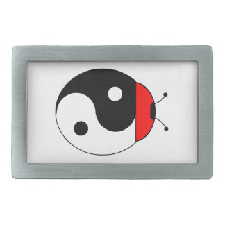 ladybird harmonized rectangular belt buckle
