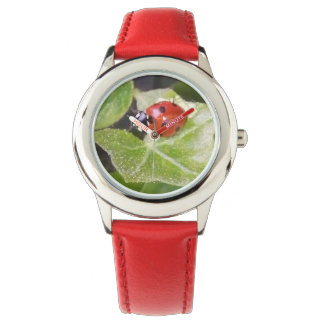 Ladybird lady nose eWatch wrist-watch Watch