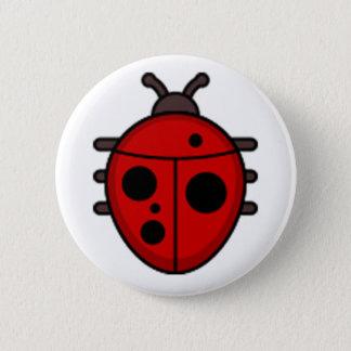 Ladybird Standard Round Button