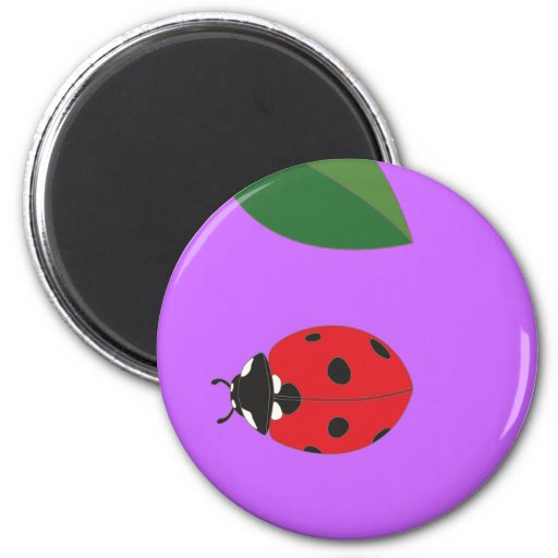 Ladybirds Magnet Magnet