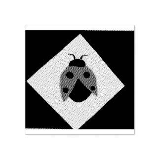 Ladybug (aka Ladybird) Rubber Stamp